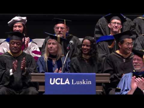 2017 UCLA Luskin Commencement
