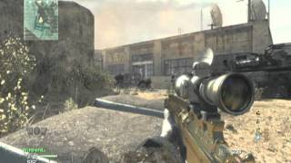 M.O.A.B Mw3 Free-For-All Quickscoping