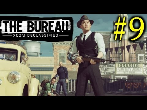 The Bureau XCOM Declassified Walkthrough - 09 - Rescate - Español HD  Lets Play Parte 9