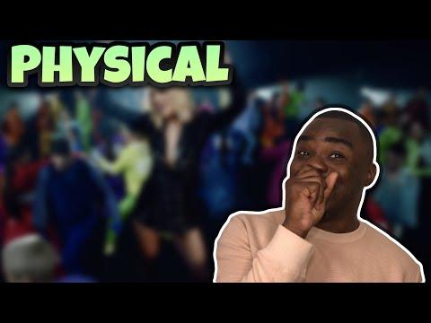 Dua Lipa - Physical (Official Video) *REACTION*