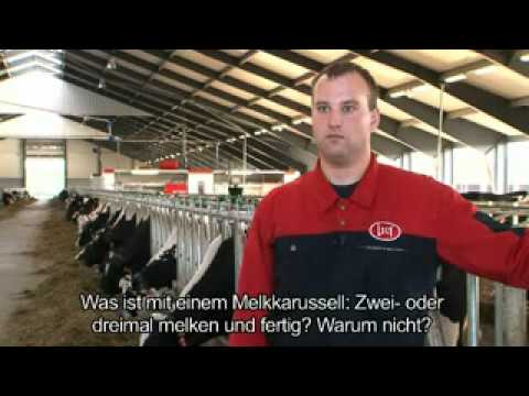 Lely Astronaut A4 - Milking robot (Germany / Denmark)