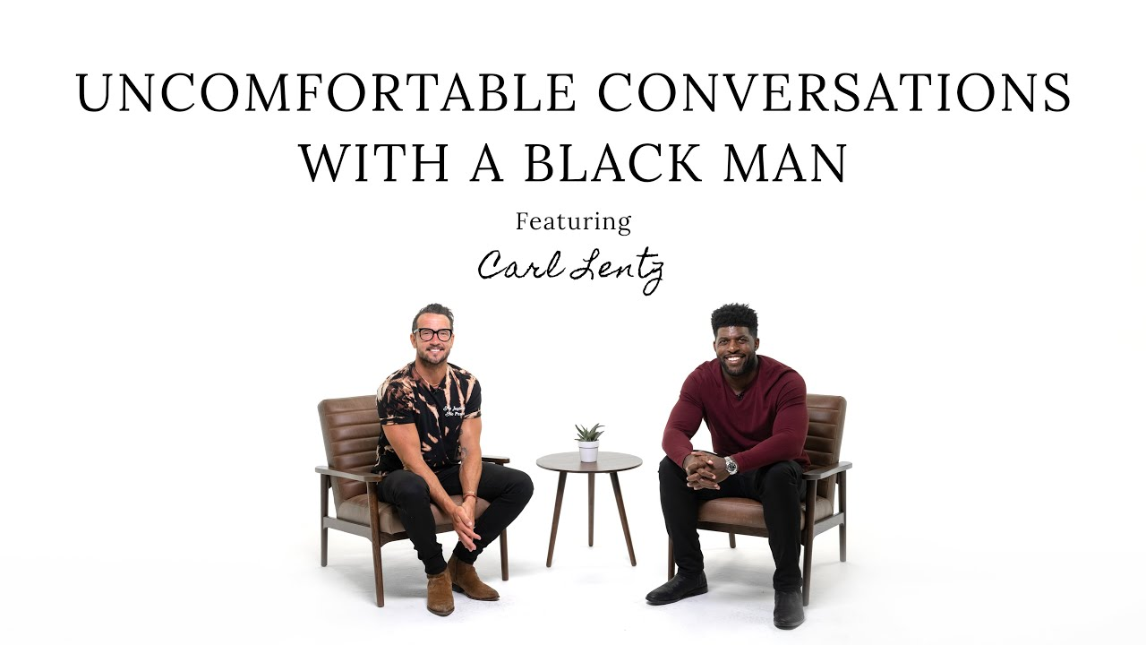 WATCH: Hillsong Pastor Carl Lentz Tells Emmanuel Acho the 'Christian Church May be One of the Biggest Propagators of Racism' in America