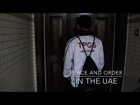Peace And Order In The UAE Values Ed