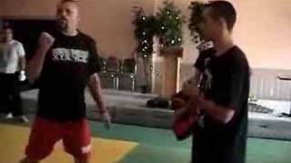 Learn to Punch like Chuck Liddell....