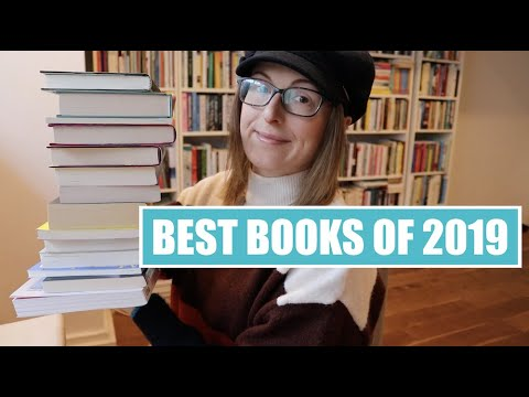Best Books Of 2019!