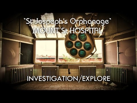 "HAUNTED MOUNT ST HOSPITAL ""ST JOSEPH'S ORPHANAGE"" (MINI PARANORMAL INVESTIGATION/URBAN EXPLORE)"