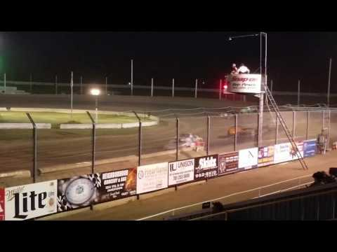 Jamestown Speedway - Wissota Street Feature 7/15/17
