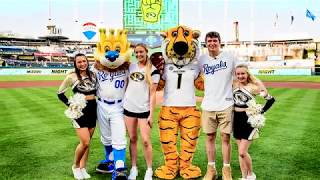 INSIDE ACCESS | Mizzou Day at The K 2018
