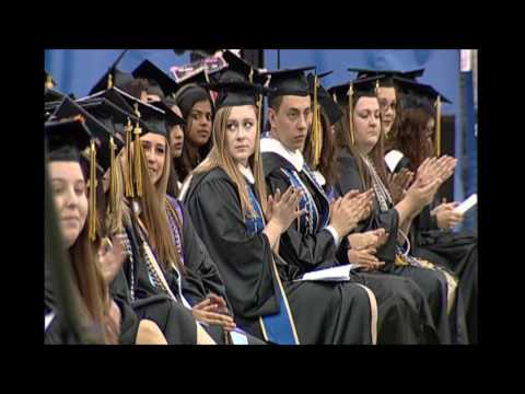 The Colllege of New Jersey 2016 Psychology Commencement