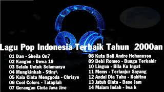 Kumpulan Lagu Lagu Pop Indonesia Terbaik Tahun 90an 2000an