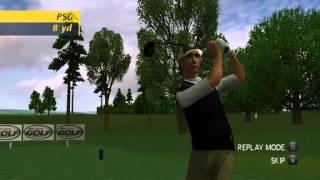Pro Stroke Golf - World Tour 2007  PPSSPP v.1.1.1 on Nvidia Shield Tablet (Android)