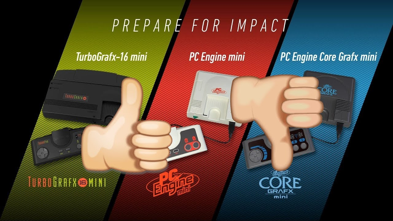 Good & Bad Things About the TurboGrafX 16 Mini & PC Engine Mini Consoles