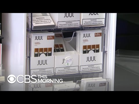 Cindy Scull Mornings - CDC wants people to STOP VAPING until ppl STOP DYING