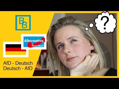 (K)eine Alternative für Deutschland?!