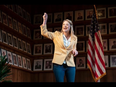 Broadway play reexamines the U.S. Constitution
