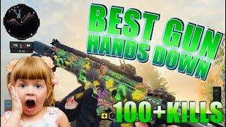"""NEW"" GOD GUN... BEST GUN IN BO4 😍 100+ KILLS!"