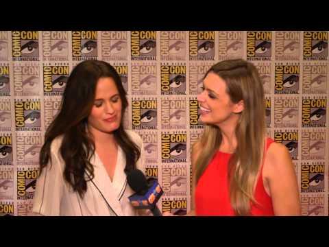 Elizabeth Reaser Talks 'Breaking Dawn Part 2' at Comic-Con