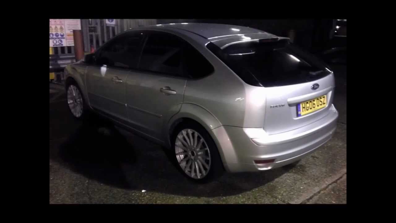 Ford Focus Wheels >> Ford Focus Mk2 Transformation Part 1 - YouTube