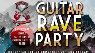 Gambar cover 11 Hours Non-Stop Guitar Performance -  Indonesian Guitar Community 7th Anniversary