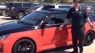 Freeman Toyota presents the 2015 Scion 9.0 Release Series Special Limited Edition tC