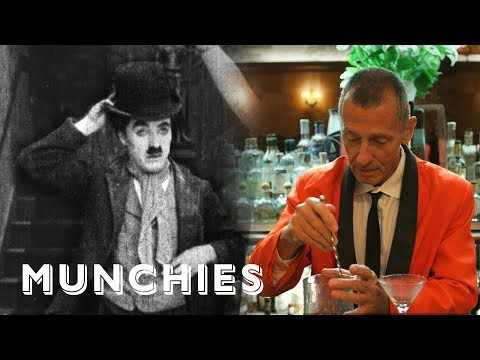 Charlie Chaplin's Favorite Bar In Hollywood