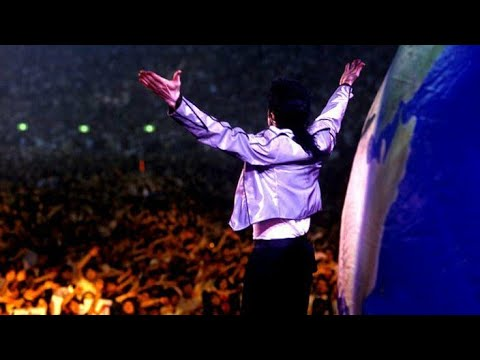 Michael Jackson   Heal The World   Live In Bucharest   1992