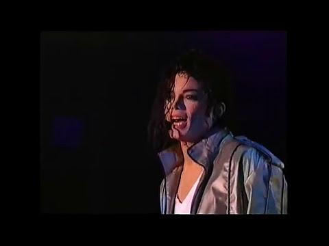 Michael Jackson Heal The World Bucharest Dangerous World Tour 1992