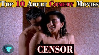 Top 10 Adult Comedy Movies | Hindi Best Comedy Movies | The Topic