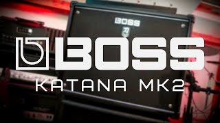 THE BEST JUST GOT BETTER | BOSS Katana MK2