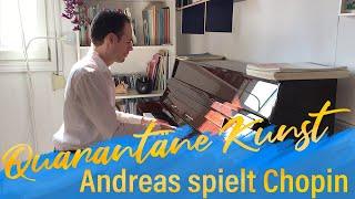 """Andreas König """"Andreas spielt Chopin"""""""
