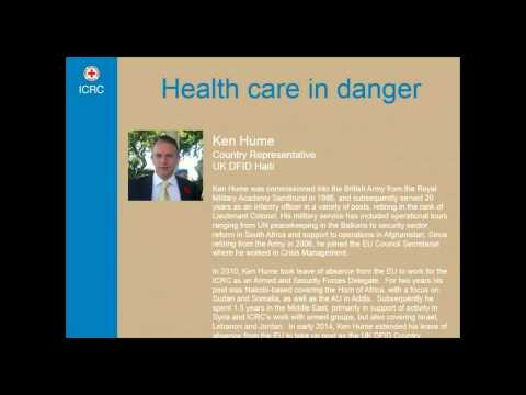 Webinar: Health Care in Danger - Question 3, University of Nairobi