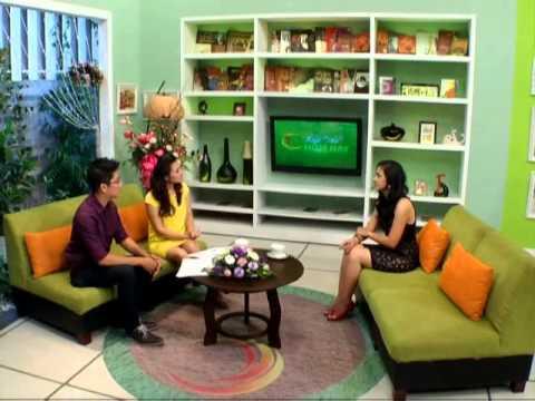Trò chuyện với diễn viên Việt Trinh - Thành Phố Hôm Nay [HTV9 -- 14.09.2013]