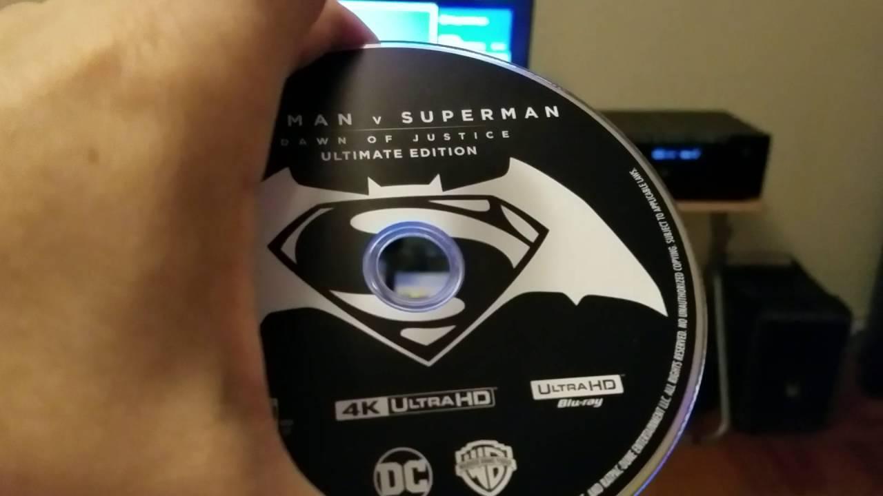 Xbox One X 4k Blu Ray