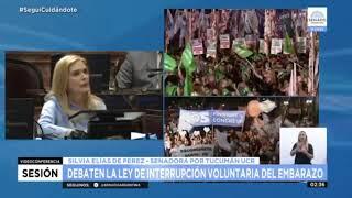 EN VIVO. Ya debaten el proyecto de legalización del aborto