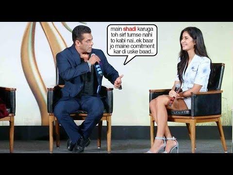 Salman Khan Gives HINT To Katrina Kaif to Marry Him At IFA-Awards-2k19 Ceremony Mp3