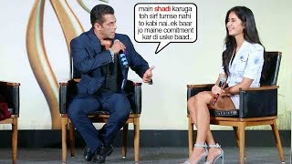 Download lagu Salman Khan Gives HINT To Katrina Kaif to Marry Him At IFA Awards 2k19 Ceremony MP3
