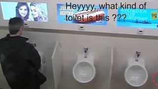 Best funny bathroom pranks 2017, compilation