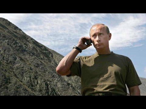 Putin gesteht: Ich bin auch an  Hochwasser in Bayern schuld