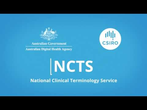 Overview on National Clinical Terminology Service (NCTS)