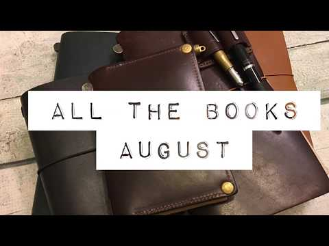 All The Books August