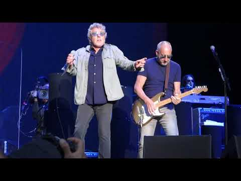 The Who - I Can't Explain – Outside Lands 2017, Live in San Francisco