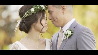 Wedding Video from Leal Vineyards - Epic Venue, Beautiful Couple!