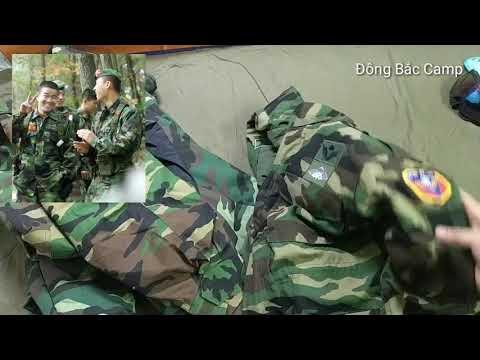 Áo Khoác M65 Màu Woodland Của Hàn Quốc Giá Chỉ Rẻ Bằng Nửa Tiền áo Khoác Của Bộ đội Việt Nam