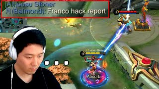 Gosu 5men have trouble by Godly Franco | Mobile Legends