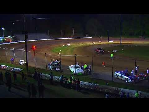 6 30 18 Cottage Grove Speedway Main Event Interviews
