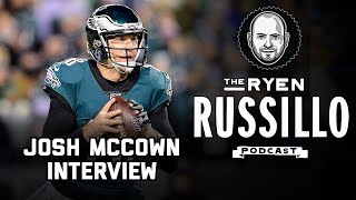 Josh McCown Interview and NFL Coaching Carousel | The Ryen Russillo Podcast | The Ringer