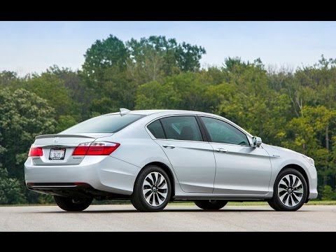 The All New 2015 Honda Accord Interior And Exterior Review