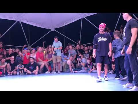 DENY ROCK X DIKIY X PAUK VS VADOS X BUYAN X DANYA KROSS |POWER MOVE 1/2| YALTA SUMMER JAM 2019