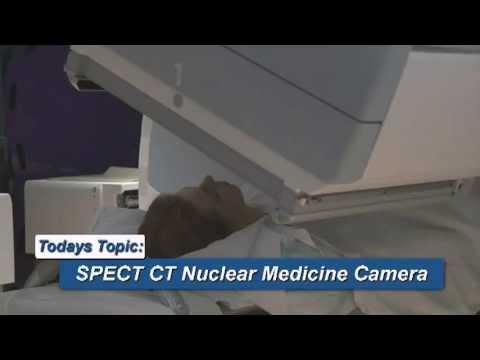SPECT CT Nuclear Medicine Camera