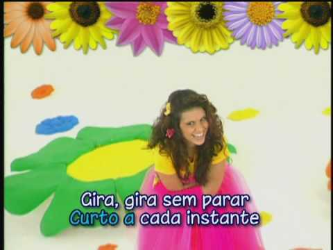 Aline Barros E Cia Pula Pula Legendado Youtube